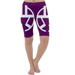 Flag Of Shibuya Cropped Leggings