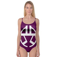 Flag Of Shibuya Camisole Leotard