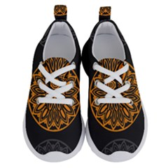 Background Design Pattern Tile Running Shoes by Mariart