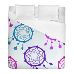 Star Duvet Cover (full/ Double Size) by HermanTelo
