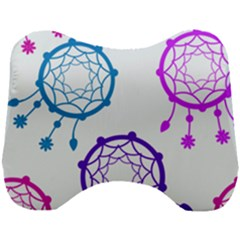 Star Head Support Cushion