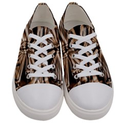 Music Clef Tones Women s Low Top Canvas Sneakers