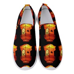 Paper Lantern Chinese Celebration Women s Slip On Sneakers by HermanTelo