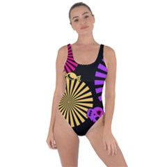 Seamless Halloween Day Dead Bring Sexy Back Swimsuit