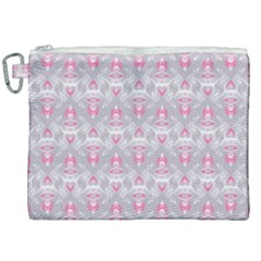 Seamless Pattern Background Canvas Cosmetic Bag (xxl)