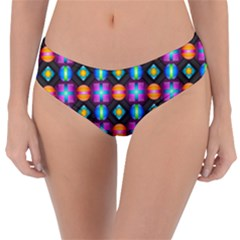 Squares Spheres Backgrounds Texture Reversible Classic Bikini Bottoms