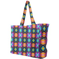 Squares Spheres Backgrounds Texture Simple Shoulder Bag by HermanTelo