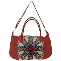 Grateful Dead Pacific Northwest Cover Removal Strap Handbag