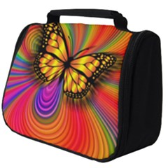 Arrangement Butterfly Full Print Travel Pouch (big)