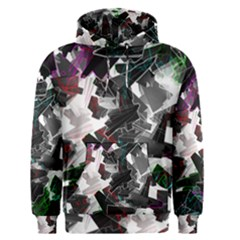 Abstract Science Fiction Men s Pullover Hoodie by HermanTelo