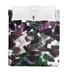 Abstract Science Fiction Duvet Cover Double Side (full/ Double Size)
