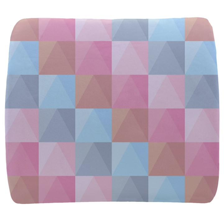 Background Pastel Back Support Cushion