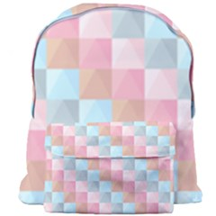 Background Pastel Giant Full Print Backpack