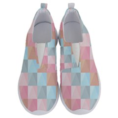 Background Pastel No Lace Lightweight Shoes