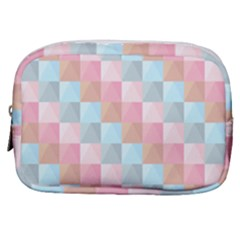 Background Pastel Make Up Pouch (small) by HermanTelo