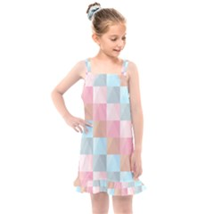 Background Pastel Kids  Overall Dress by HermanTelo