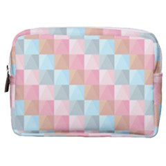 Background Pastel Make Up Pouch (medium) by HermanTelo
