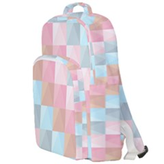 Background Pastel Double Compartment Backpack by HermanTelo
