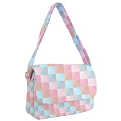Background Pastel Courier Bag by HermanTelo