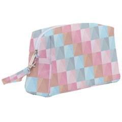 Background Pastel Wristlet Pouch Bag (large) by HermanTelo