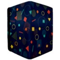 Background Geometric Apple iPad Pro 10.5   Flip Case View3