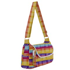 Background Line Rainbow Multipack Bag
