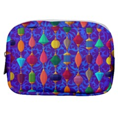 Background Stones Jewels Make Up Pouch (small) by HermanTelo