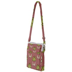 Cactus Pattern Background Texture Multi Function Travel Bag