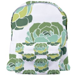 Cactus Pattern Giant Full Print Backpack