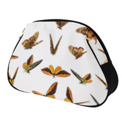 Butterflies Insect Swarm Full Print Accessory Pouch (small)