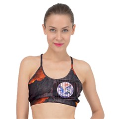 Earth Day Basic Training Sports Bra by HermanTelo