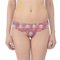 Colorful Background Abstract Hipster Bikini Bottoms by HermanTelo