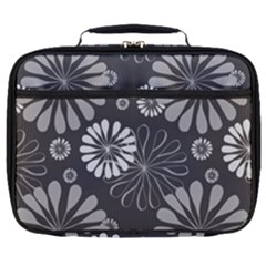 Floral Pattern Full Print Lunch Bag