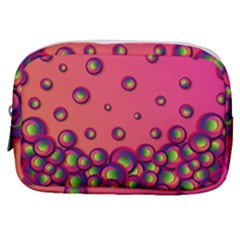 Funny Texture Make Up Pouch (small)