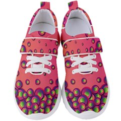 Funny Texture Women s Velcro Strap Shoes by HermanTelo