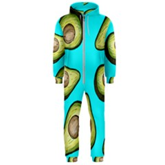 Fruite Avocado Hooded Jumpsuit (men)  by HermanTelo