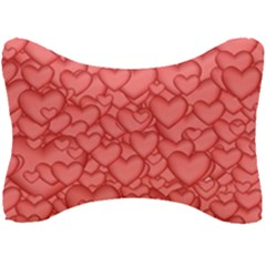Hearts Love Valentine Seat Head Rest Cushion