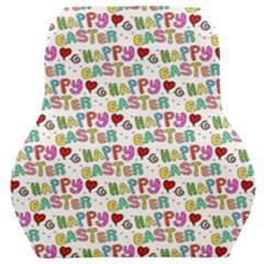 Holidays Happy Easter Car Seat Back Cushion