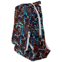 Mosaic Abstract Travelers  Backpack