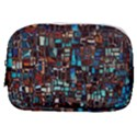 Mosaic Abstract Make Up Pouch (Small) View1