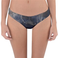 Marble Surface Texture Stone Reversible Hipster Bikini Bottoms