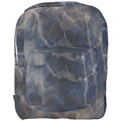 Marble Surface Texture Stone Full Print Backpack