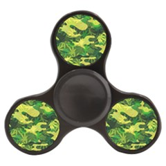Marijuana Camouflage Cannabis Drug Finger Spinner by HermanTelo