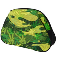 Marijuana Camouflage Cannabis Drug Full Print Accessory Pouch (big)