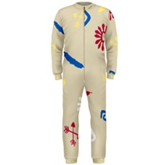 Pattern Culture Tribe American Onepiece Jumpsuit (men)