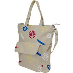 Pattern Culture Tribe American Shoulder Tote Bag
