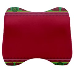 Ornaments Mexico Cheerful Velour Head Support Cushion