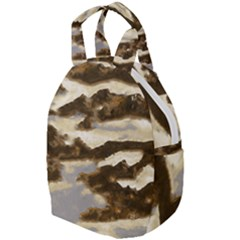 Mountains Ocean Clouds Travel Backpacks