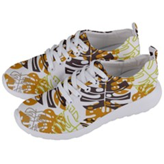 Pattern Leaves Men s Lightweight Sports Shoes by HermanTelo