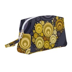 Retro Color Style Wristlet Pouch Bag (medium)